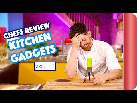 Chefs Review Kitchen Gadgets Vol.7