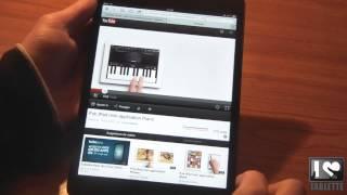 Vidéo : iPad mini multimédia