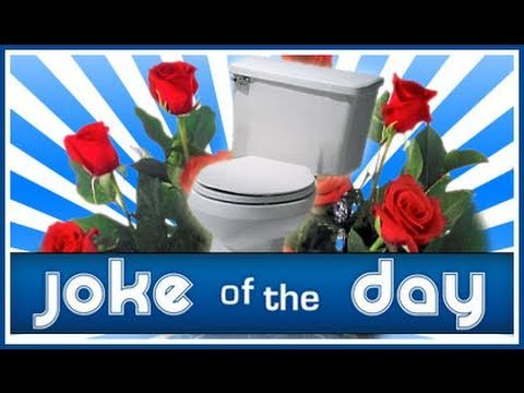 Toilets and Anniversaries - 5/22/2011 - Joke of the Day