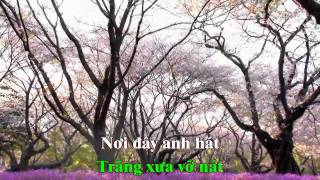 Nhớ - The Men- karaoke