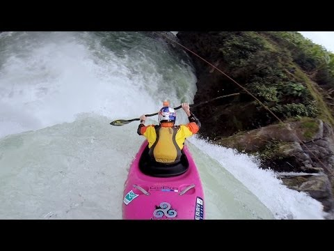GoPro: Dane Jackson's 60ft Waterfall Drop
