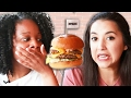 """We Tried The """"Impossible"""" Meatless Burger"""
