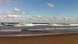 Rol� na praia em Laguna Internacional