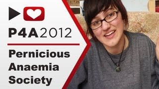 Project 4 Awesome 2012 / Pernicious Anaemia Society