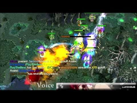 Dota Commentaries Top 10 Weekly Vol. 1