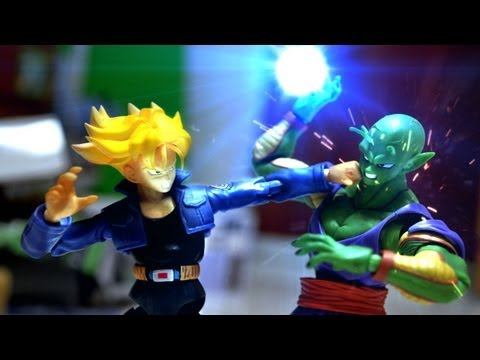 Espectacular stop motion de Dragon Ball Z