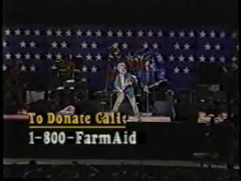 1985 Sammy Hagar I Can-t Drive 55 (Farm Aid)