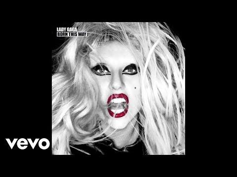 Lady Gaga - Heavy Metal Lover (Audio)