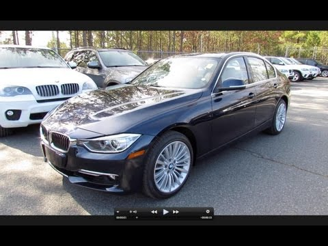 2012 BMW 328i Sedan (Luxury, Modern &amp; Sport Lines) Start Up, Exhaust, and In Depth Review