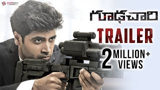 Goodachari Official Trailer