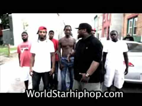 Beanie Sigel - In The Ghetto (Official Video) [HQ]