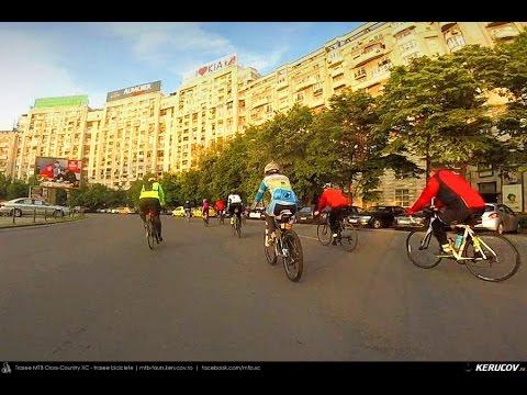 VIDEOCLIP Miercurea Bicicletei / tura 10 mai 2017 [VIDEO]