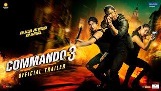 Commando 3|Official Trailer