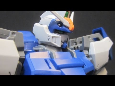 MG Duel Assault Shroud (Part 3: MS Duel) Gundam Seed gunpla plastic model review
