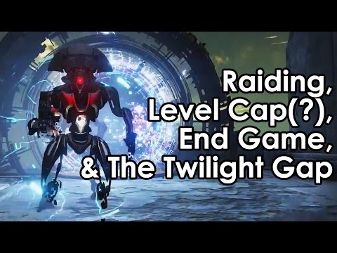 Destiny Beta: Raids, Level Cap, End Game Destiny and The Twilight Gap