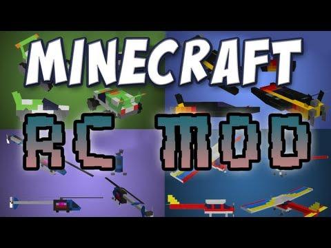 Minecraft - Remote Control Mod