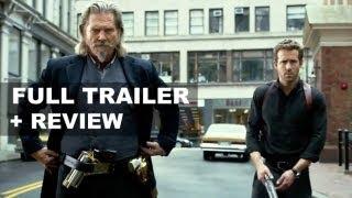 RIPD Official Trailer 2013 + Trailer Review - Jeff Bridges, Ryan Reynolds : HD PLUS