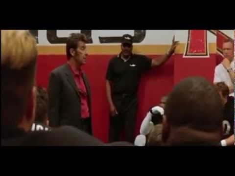 Any Given Sunday motivational speech (censored)