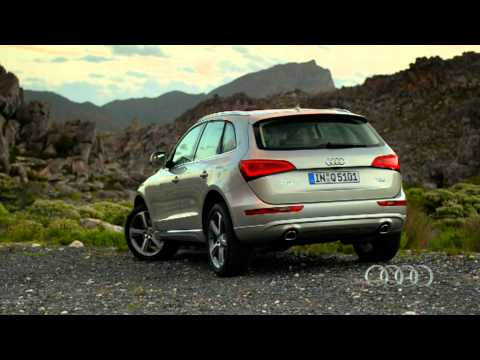 Performance-SUV mit vielen Talenten - der überarbeitete Audi Q5