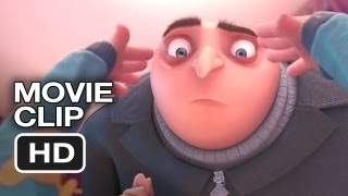 Despicable Me 2 Movie CLIP - Never Get Older (2013) - Steve Carell Movie HD