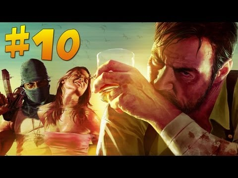 Max Payne 3 - Gameplay Walkthrough - Part 10 - Chapter 7 (X360/PS3/PC) [HD]