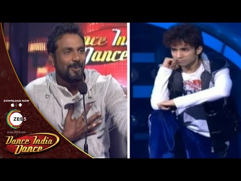 Dance India Dance Season 3 March 03 '12 - Raghav