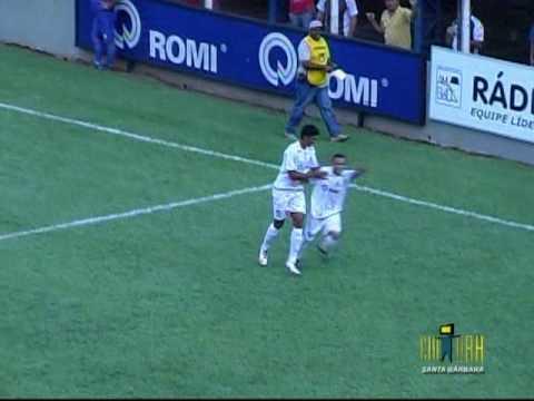 União Barbarense 3x2 Flamengo - Paulista A2 2010