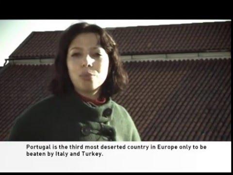 Documentary on Desertification in Portugal