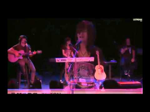 Christina Grimmie live at UNICEF-concert - all 3 songs
