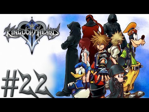 Kingdom Hearts 2 Walkthrough - Part 22 - Pride Land