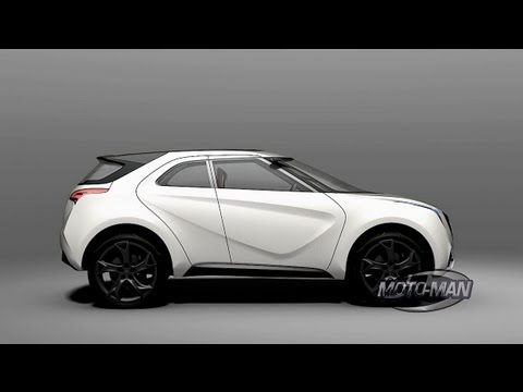 MotoMan - Building the 2011 Hyundai Curb Concept Car -- Part Two -- MotoMan.TV