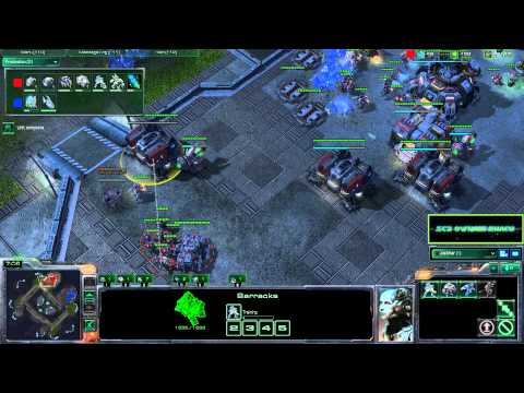 Defending Void Ray Pushes - Starcraft 2 Terran Tutorial (#1)