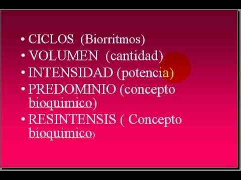 FISIOLOGIA DEL EJERCICIO 2009 - 6