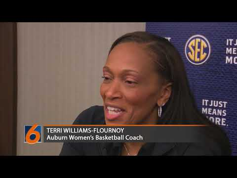 Coach Flo talks about her defense, the SEC, and where her team is.