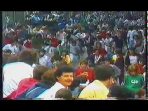 SAN FERMIN 1982 ENCIERRO TXIKI