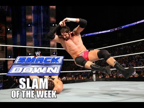 WWE SmackDown Slam of the Week 5/24