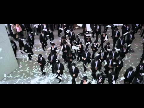 "Step Up Revolution - Clip 2 ""Office Dance"""