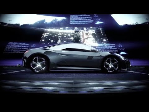 Acura - NSX - Concept Video