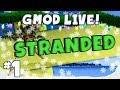 GMod Stranded Livestream Part 1 - Richard Dawkins Fundraiser