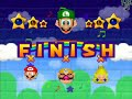 Mario Party 2: Luigi wins by doing absolutely nothing