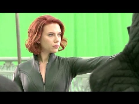# 5 The Avengers Featurette Black Widow