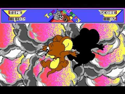 Tom & Jerry Catastrophy 1990