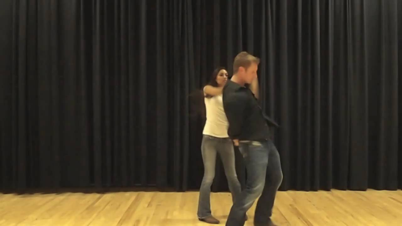 Pretzel - Instructional Country Swing Dancing
