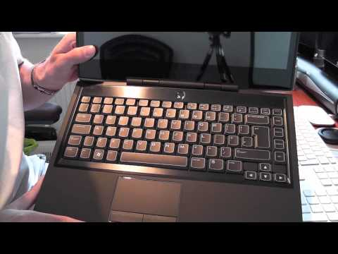 Dell Alienware M14x Unboxing