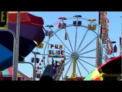CARNIVAL RIDES ~ GAMES ~ FOOD ~ BROWN'S AMUSEMENTS [HD]