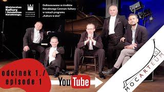 Grupa MoCarta - MoCarteum - przewodnik muzyczny po klasyce: Odcinek 1