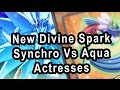 New Divine Spark Dragon Stardust Sifr Synchro Vs New Aqua Actresses
