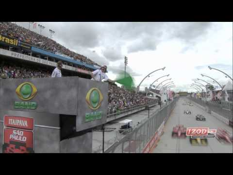 2012 Sao Paulo Brazil Race Highlights