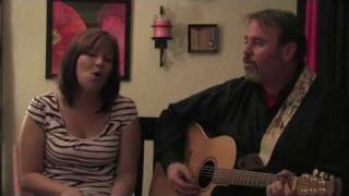 Lucky - Elise Lieberth featuring Don Hajicek Cover (Jason Mraz, Colbie Caillat)