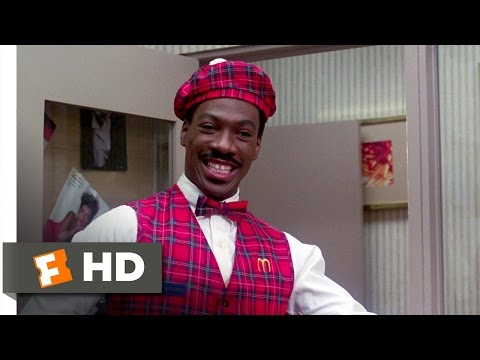 Akeem Meets Lisa - Coming to America (5/10) Movie CLIP (1988) HD